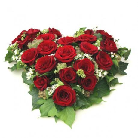 Eternal Love - Funeral Heart of Roses , Eternal Love - Funeral Heart of Roses