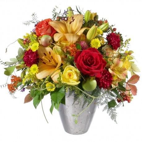 Bouquet de fleurs de l'été, Bouquet de fleurs de l'été