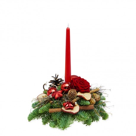 Christmas-scented Greeting, Christmas-scented Greeting