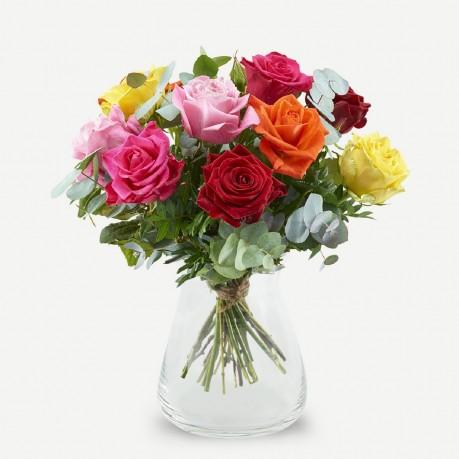 Mixed roses, Mixed roses