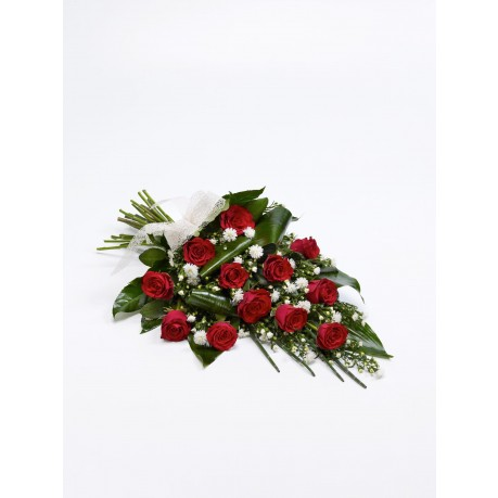 Classic Rose Sheaf  Red, Classic Rose Sheaf  Red