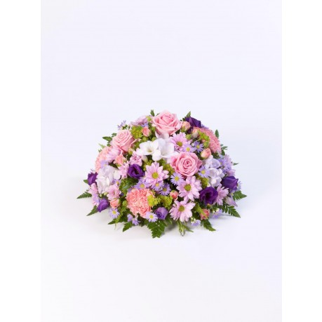 Classic Posy  Lilac and Pink, Classic Posy  Lilac and Pink
