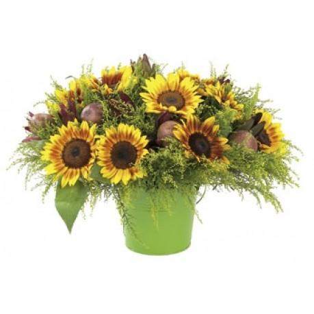 Summer bouquet, Summer bouquet