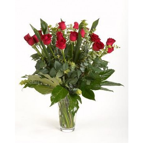 18 red roses, 18 red roses