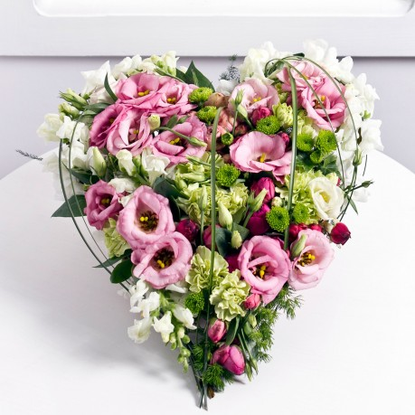 Heartshape arrangement, Heartshape arrangement