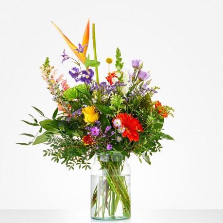 Bouquet: Get well soon; excl. vase, Bouquet: Get well soon; excl. vase