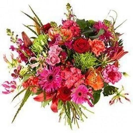 Bouquet Generous gift: excl. vase, Bouquet Generous gift: excl. vase