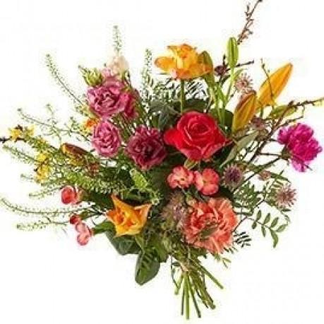 Bouquet Merry field bouquet; excl. vase, Bouquet Merry field bouquet; excl. vase