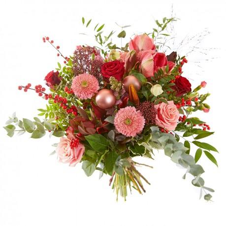 Christmas bouquet: Lovingly Christmas, Christmas bouquet: Lovingly Christmas