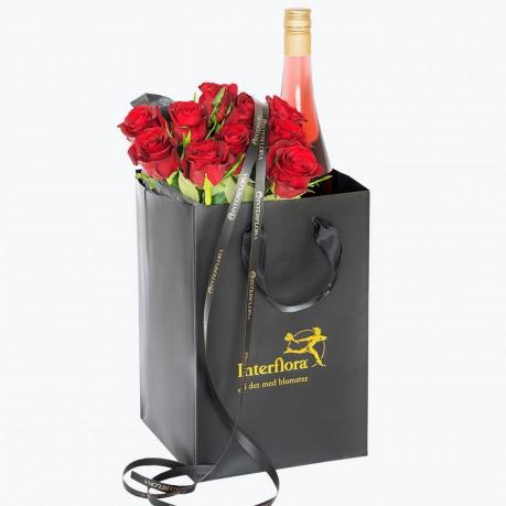 10 Red Roses With Cider, 10 Red Roses With Cider