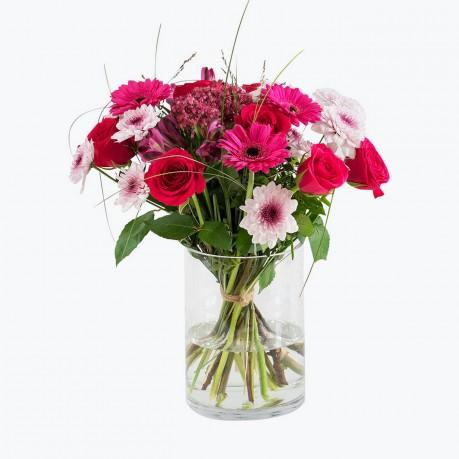Szezonális virágcsokor / a szín választható, Szezonális virágcsokor / a szín választható