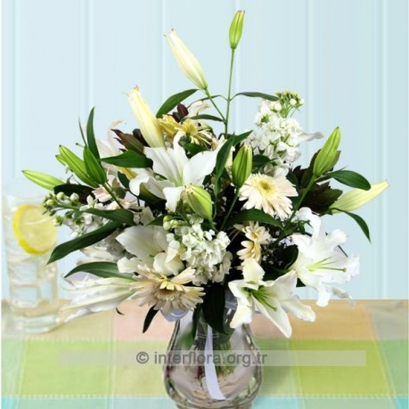 Arrangement of Cut Flowers, Arrangement of Cut Flowers
