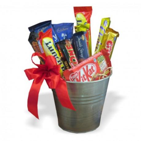 Chocolate Bucket, Chocolate Bucket