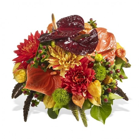 Bouquet of Seasonal Cut Flowers, Bouquet of Seasonal Cut Flowers
