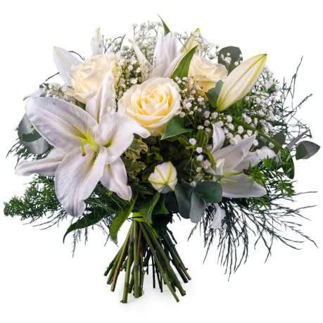 Aneto, Ramo de Flor Branca