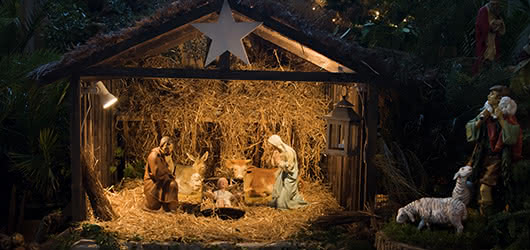 Árvore de Natal e Presépio, os protagonistas da decoração natalícia
