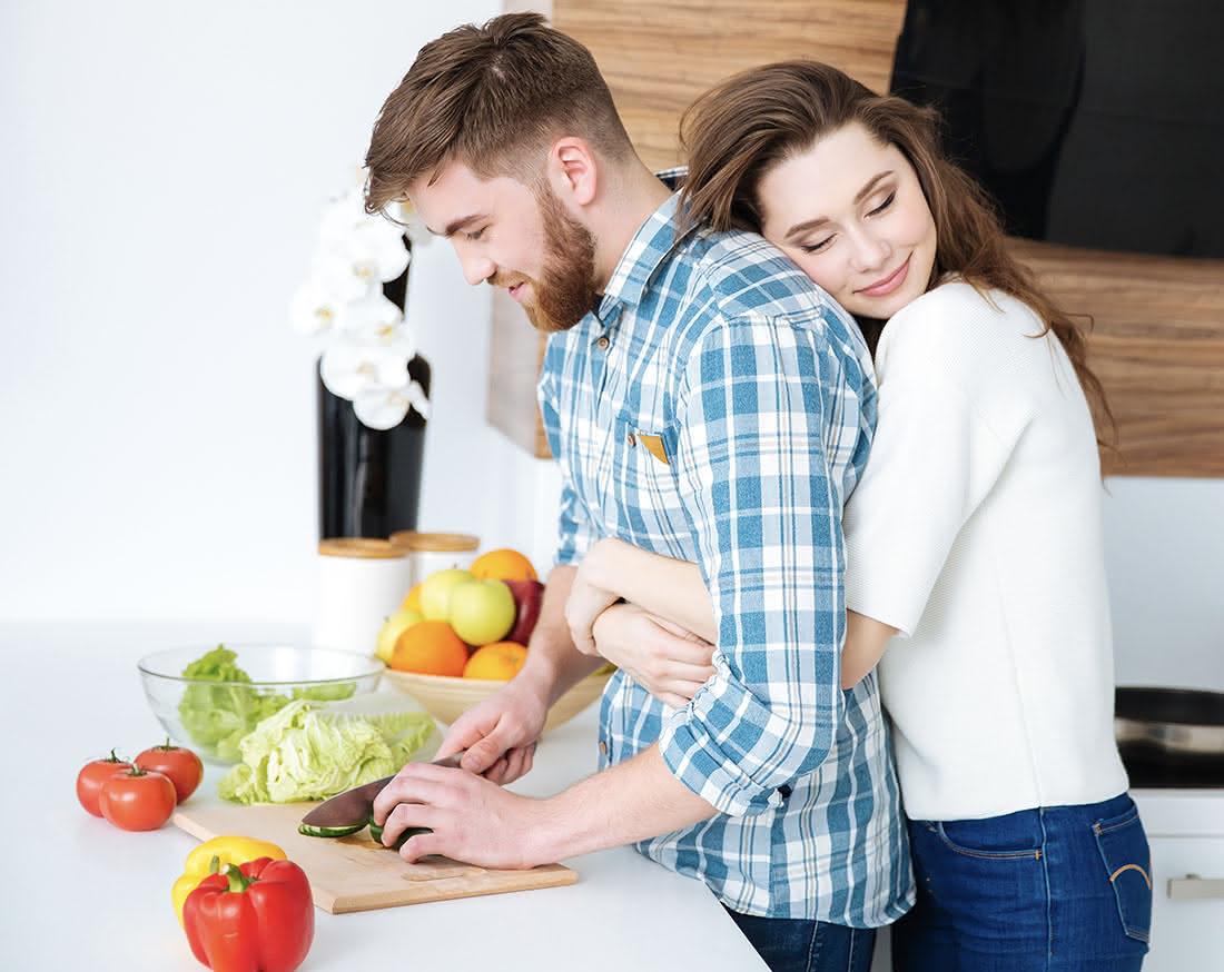 Um São Valentim com muitos planos em casal