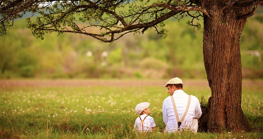 Celebre o dia do pai com uma escapadela na natureza
