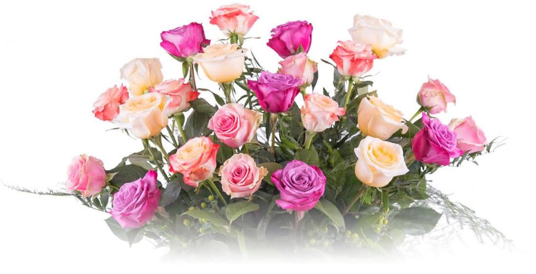 Envie flores no Dia dos Namorados