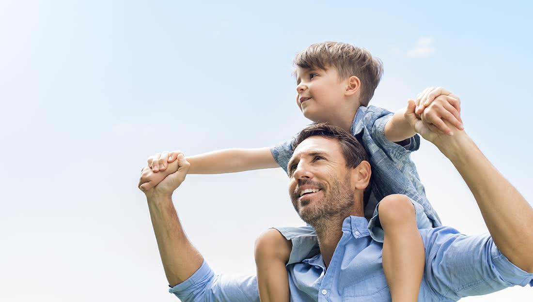 Planos para um Dia do Pai em família