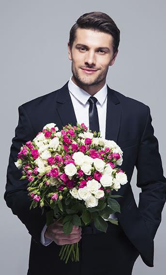 Conselhos Interflora - O que oferecer a um homem no Dia dos Namorados?