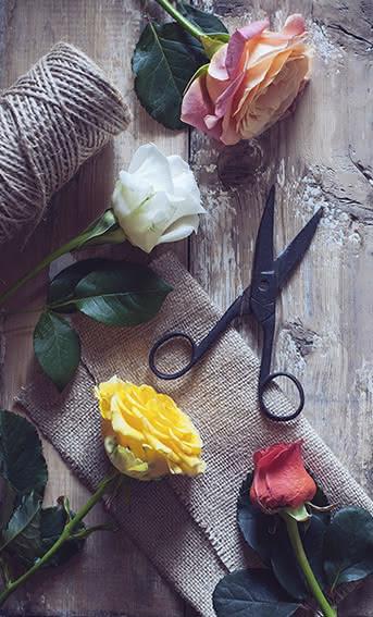 Conselhos Interflora - Ramos de flores personalizados  e rosas à la carte