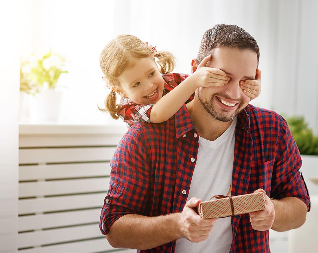 Presentes que farão o seu pai desfrutar do seu passatempo preferido