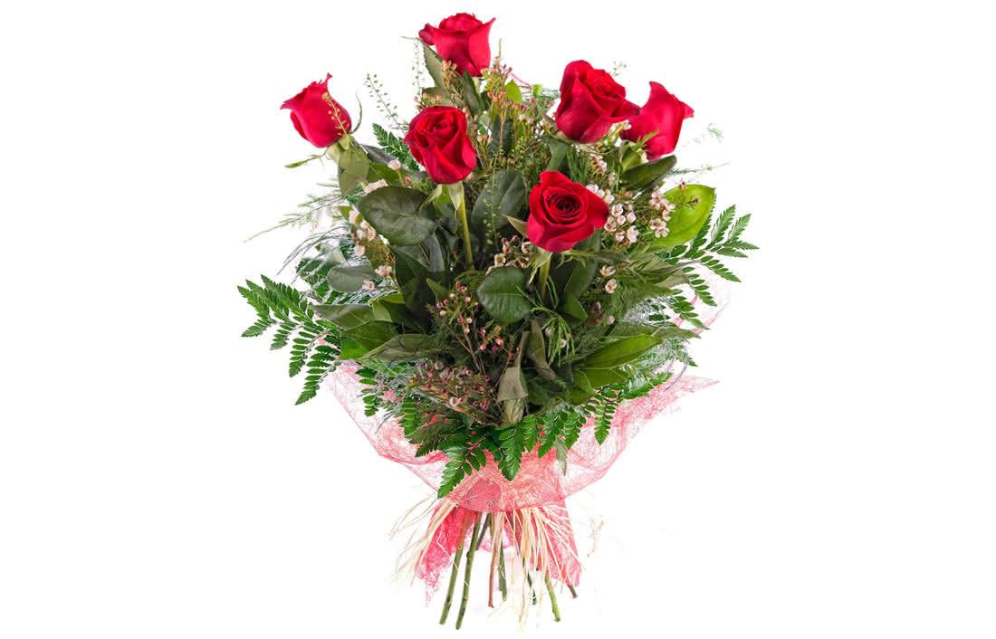 No São Valentim ofereça rosas e chocolates Gaia & Coast