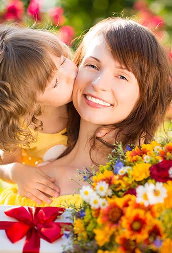 Ramos de flores e plantas para oferecer no Dia da Mãe