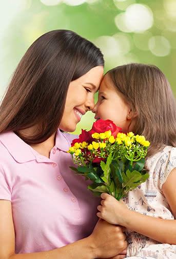 Frases únicas para expressar o seu amor no Dia da Mãe