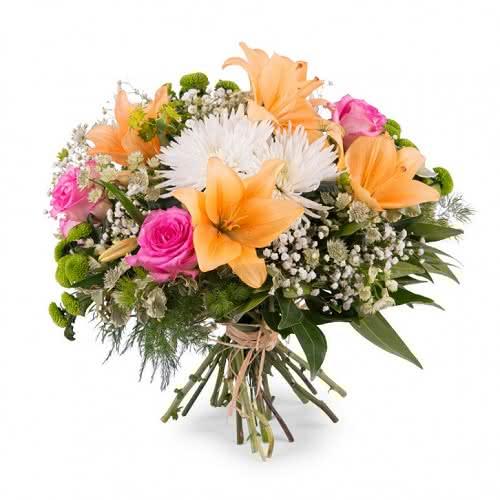 No Dia da Mãe ofereça centros de flores e plantas