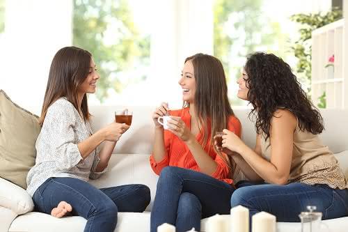Um Dia da Mulher para refletir e fazer planos com as amigas