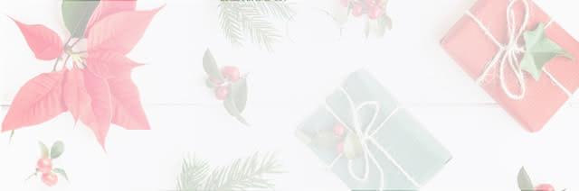 Decoração com flores para o Natal 2018-2019