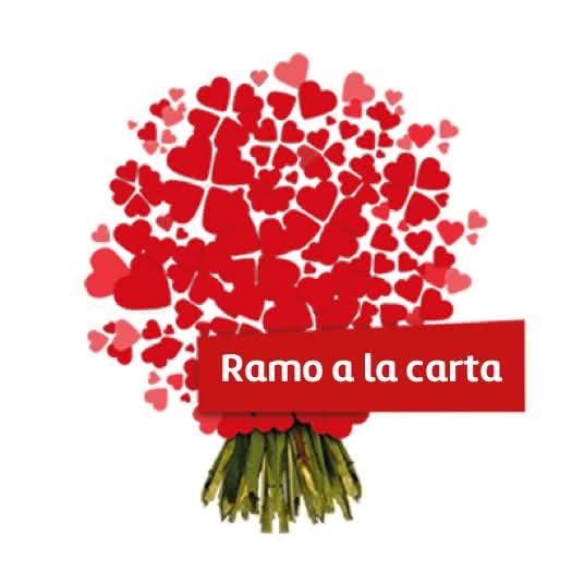 Ramos rosas Personalizados