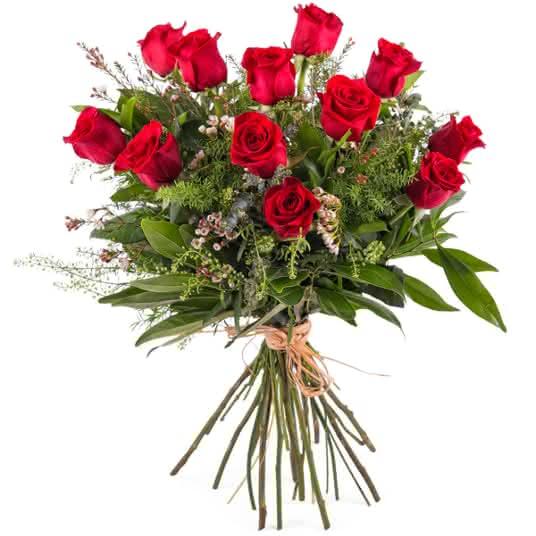 Rosas Entrega hoje mesmo Dia dos Namorados