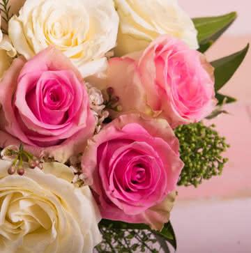 Enviar arranjo de rosas